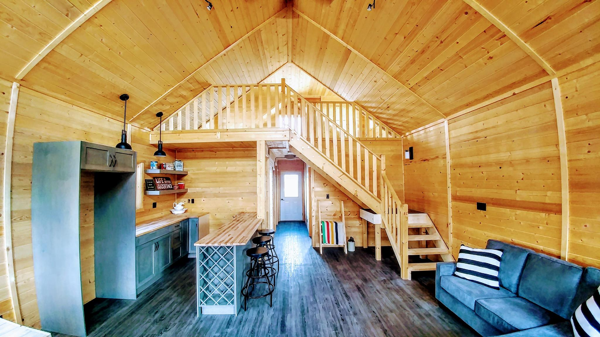 Blog Alberta Cabin Packages Aluminum Wiring In Homes Also Known As A Garage Suite Carriage House Backyard Laneway Or Accessory Dwelling Garden Suites Feature Minimum Of Kitchen Bathroom